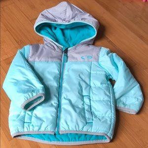 Champion baby girls winter jacket